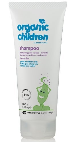 Green People Childrens Shampoo Lavender Burst 200ml