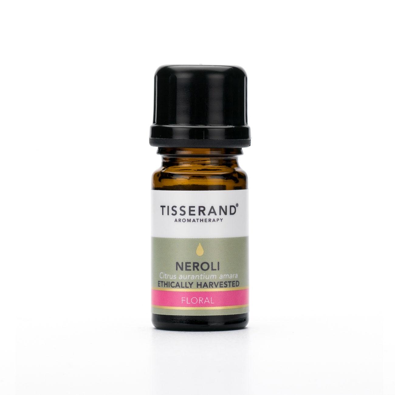 Tisserand Neroli (Orange Blossom) Ethically Harvested Essential Oil (2ml)