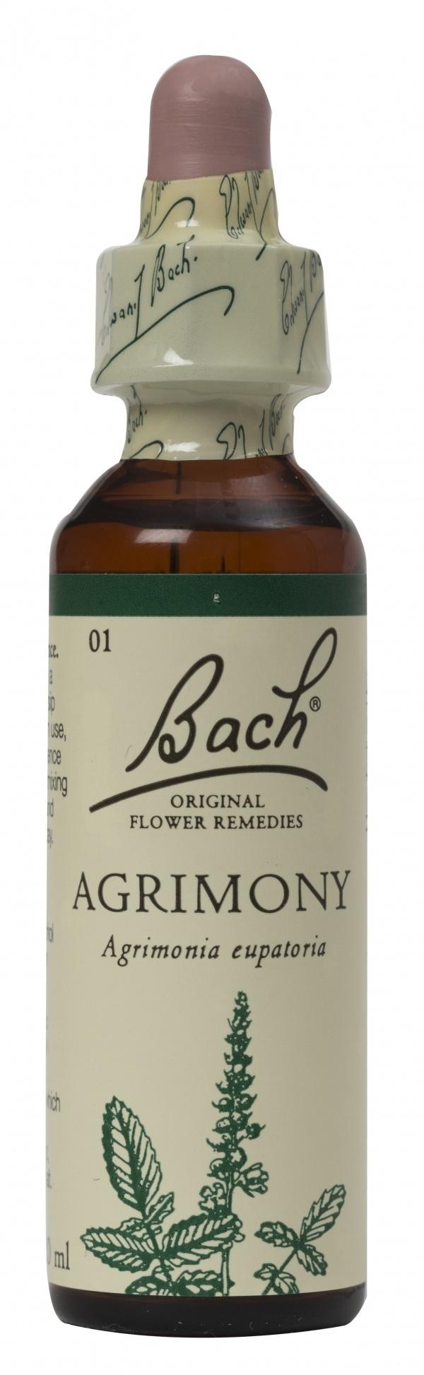 Bach Flower Remedy Agrimony 20ml