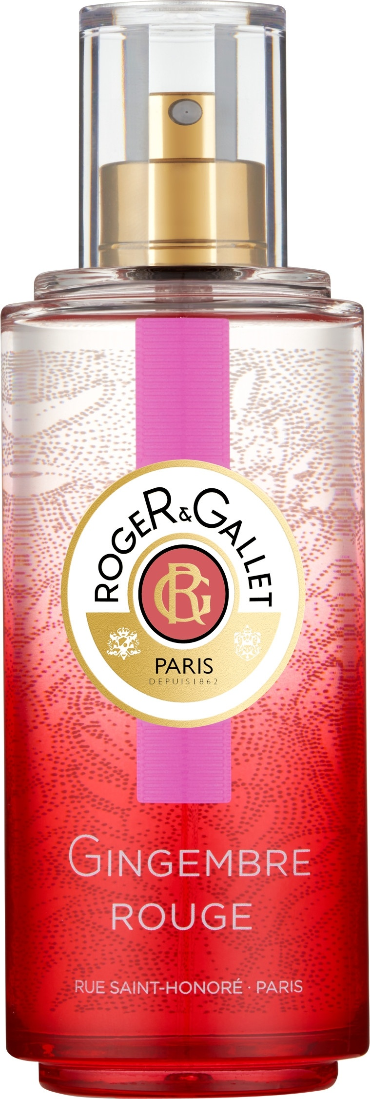 Roger & Gallet Gingembre Rouge Fragrant Water Spray 100ml