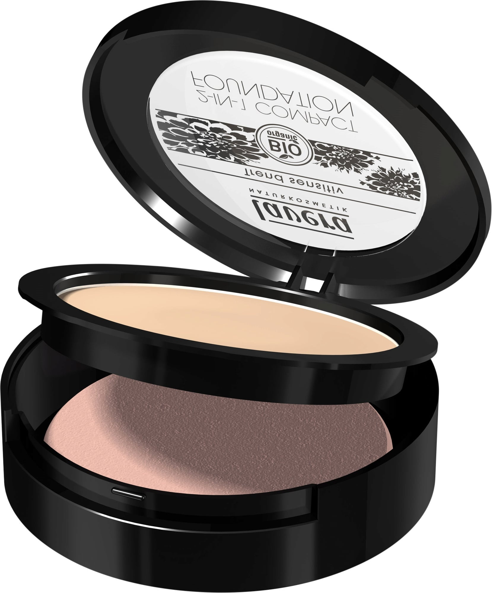 Lavera Trend Compact Foundation 2 in 1 Honey 03, 10g