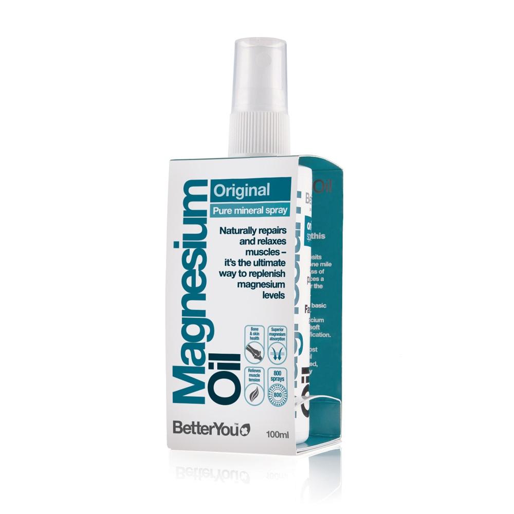 BetterYou Magnesium Original spray 100ml
