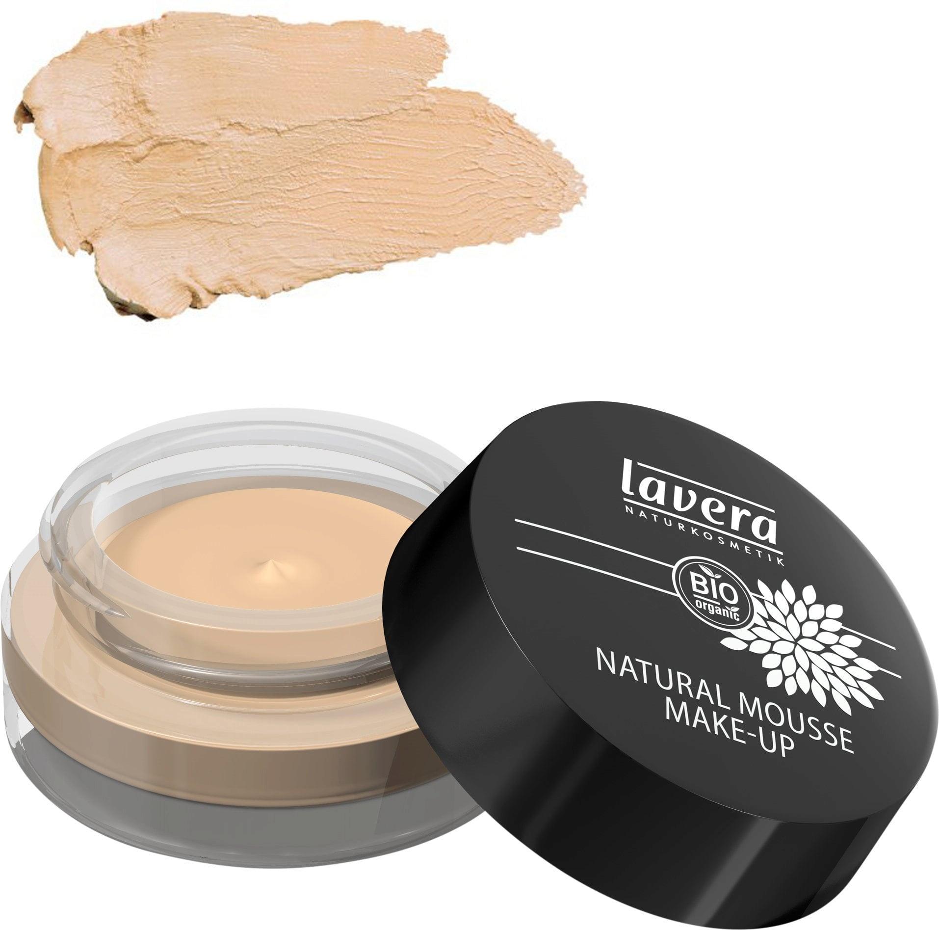 Lavera Trend Natural Mousse Make Up Ivory 01, 15g