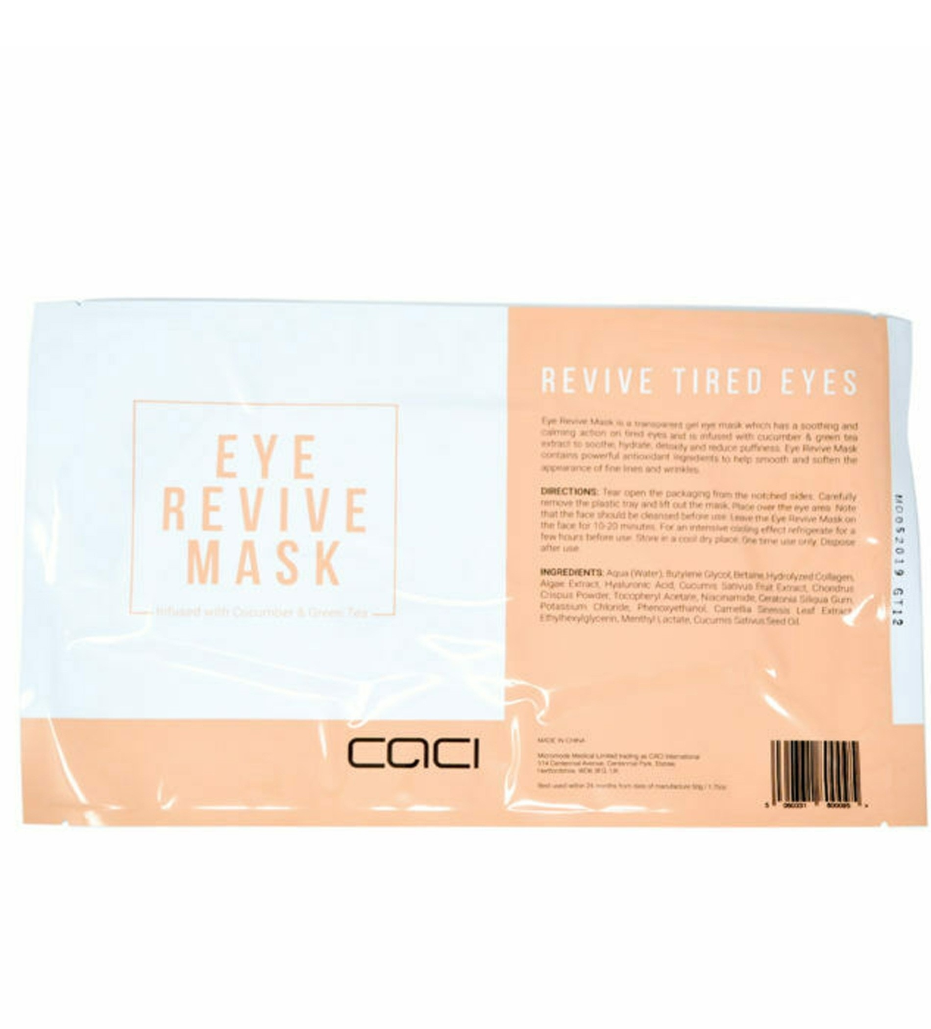 Caci Hydro Eye Mask x 1