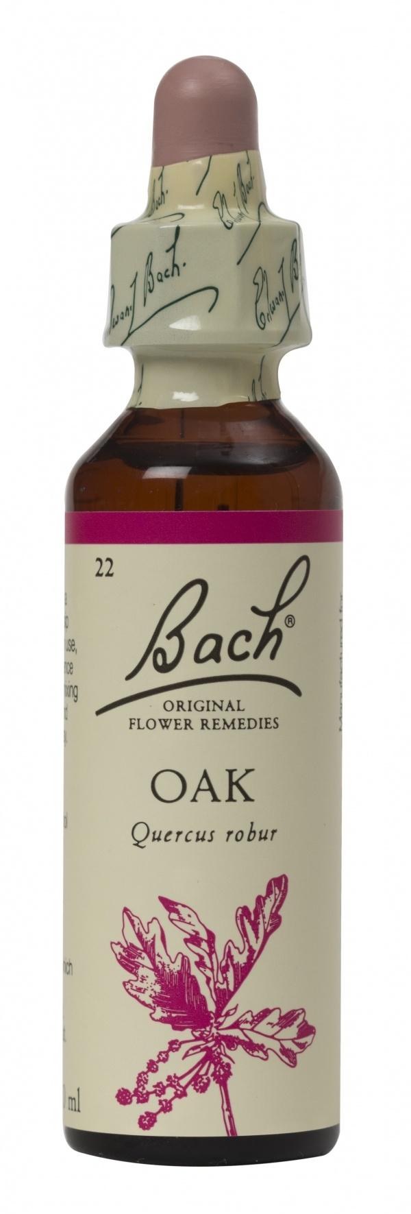 Bach Flower Remedy Oak 20ml