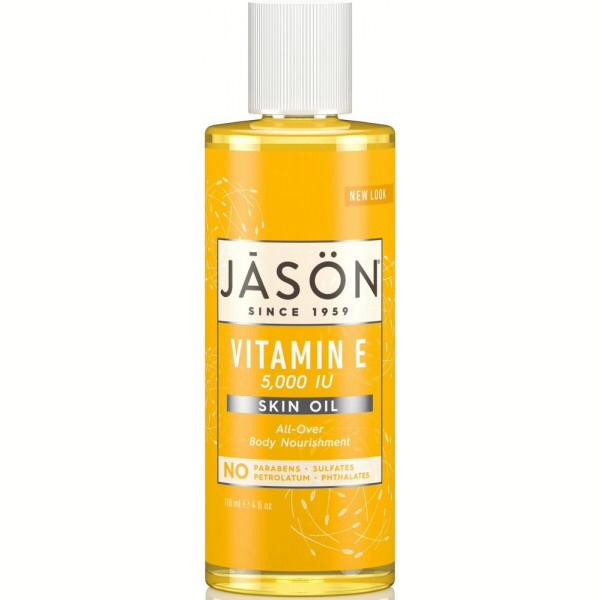 Jason Vitamin E 5,000 IU Oil - All Over Body Nourishment 118ml