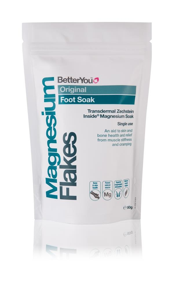 BetterYou Magnesium Flakes Foot Soak 150g