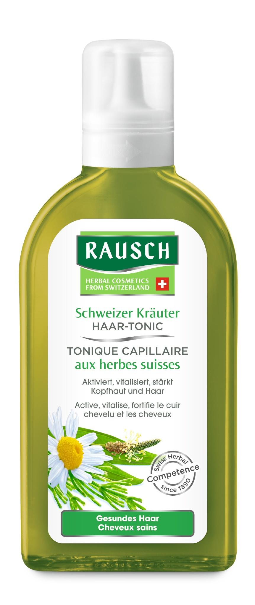 Rausch Swiss Herbal Hair Tonic For Healthy Hair 200mL
