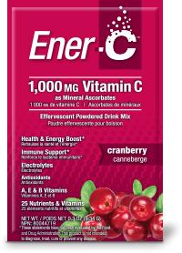 Ener-C Cranberry x 1 Sachet
