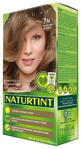 Naturtint Hazelnut Blonde 7N Permanent
