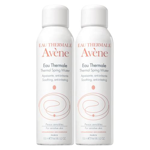Avene Thermal Spring Water Duo Pack X2 150ml Bundle