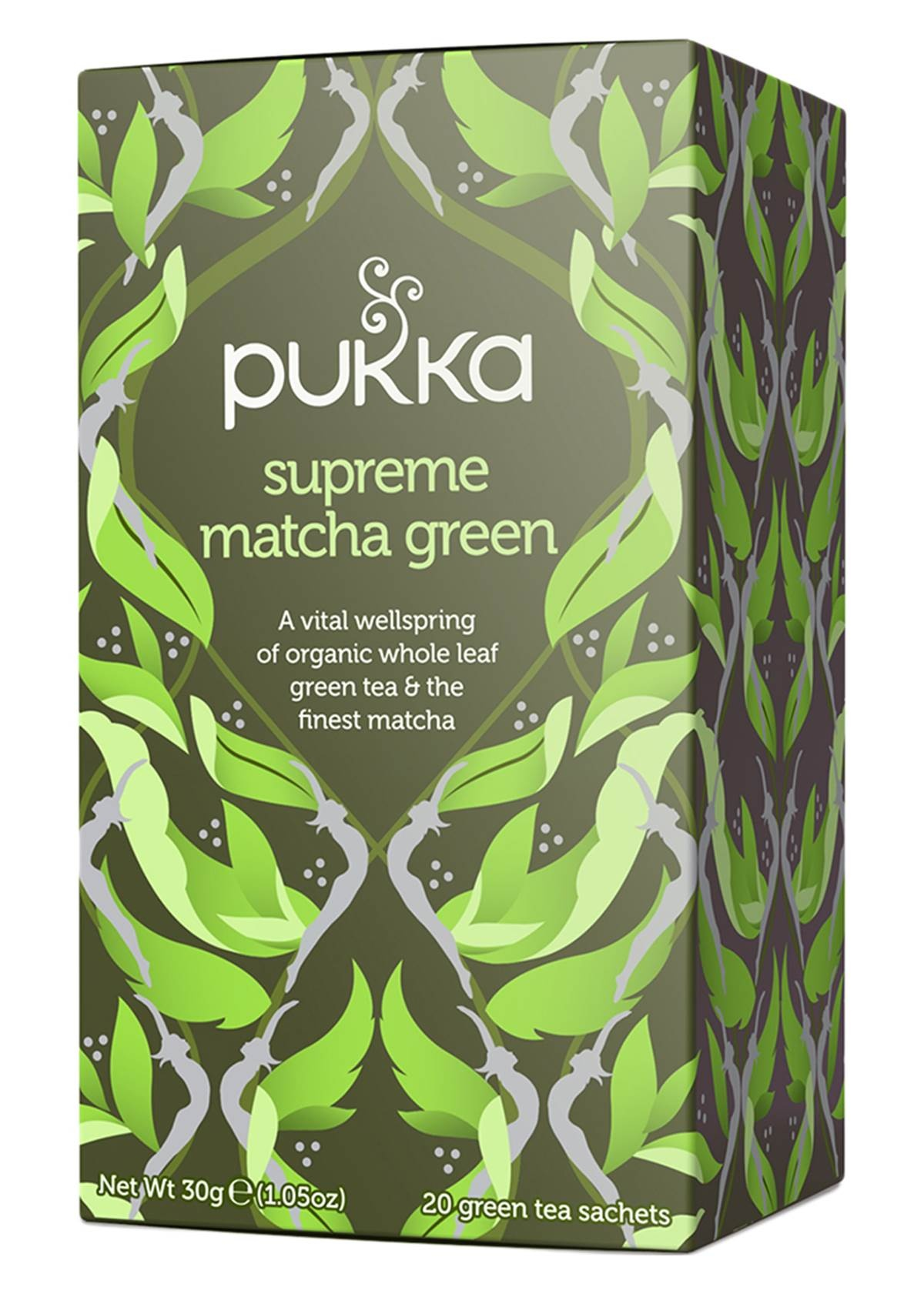 Pukka Supreme Matcha Green Herbal Tea 20 x Bags