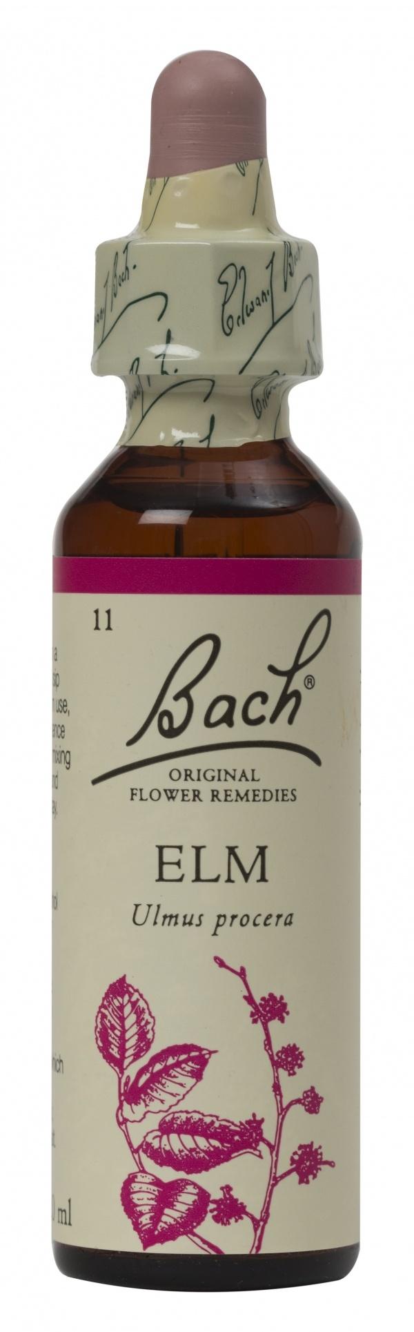 Bach Flower Remedy Elm 20ml