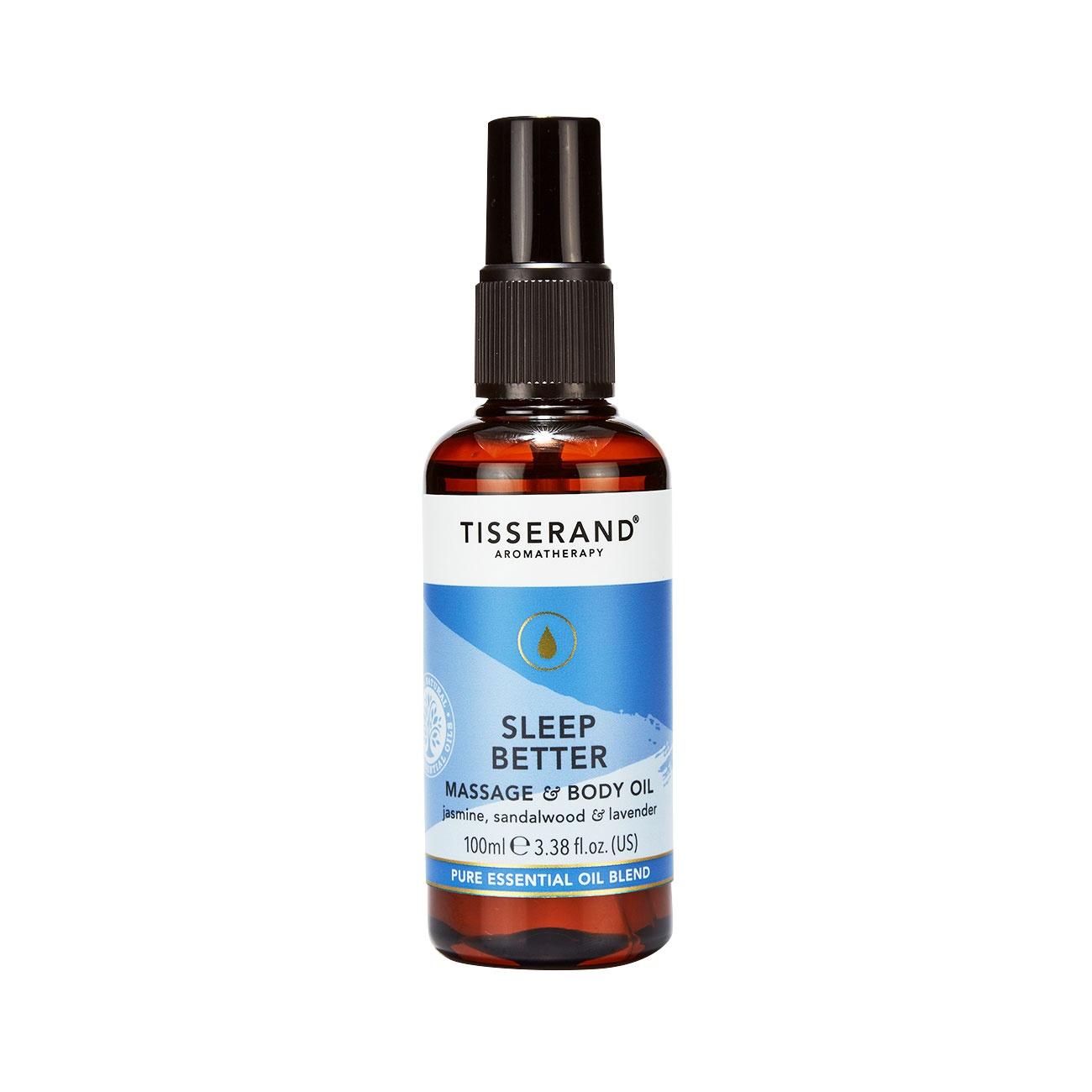 Tisserand Sleep Better Massage & Body Oil 100ml