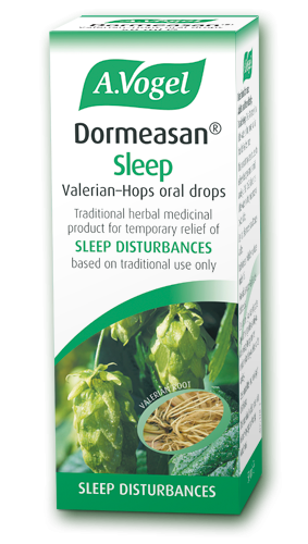 A. Vogel Dormeasan Valerian-Hops oral drops 15ml