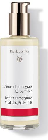 Dr.Hauschka Lemon Lemongrass Vitalising Body Milk 145ml