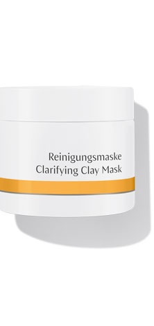 Dr.Hauschka Clarifying Clay Mask Pot (Cleansing Clay Mask) 90g