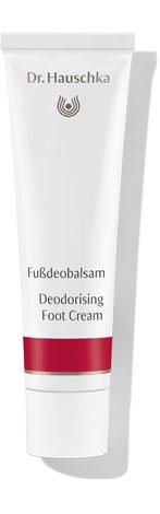Dr.Hauschka Deodorising Foot Cream (Rosemary Foot Balm) 30ml