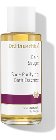 Dr.Hauschka Sage Purifying Bath Essence 100ml