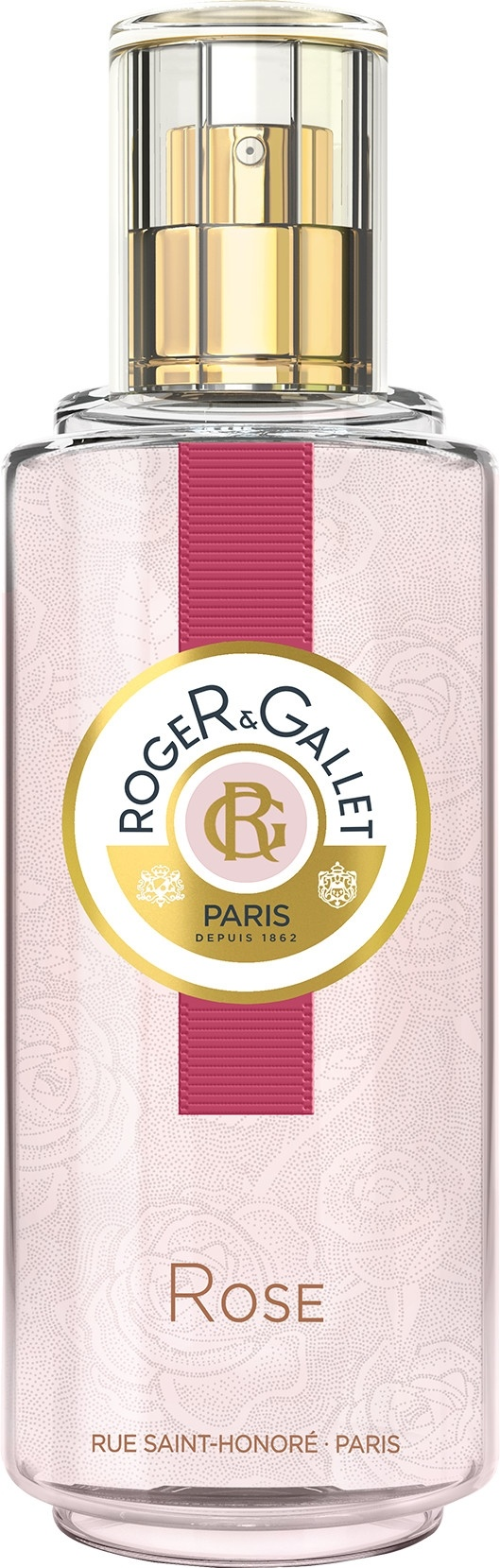 Roger & Gallet Rose Fragrant Water Spray 100ml