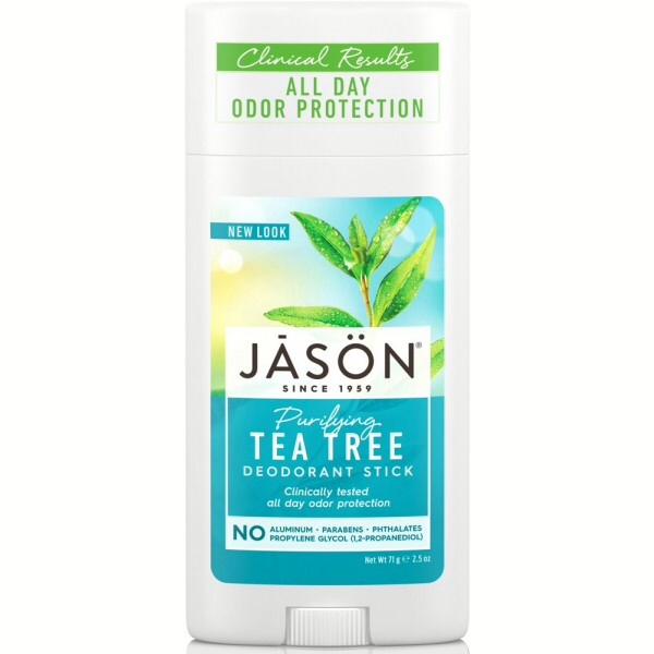 Jason Tea Tree Oil Deodorant Stick 71g