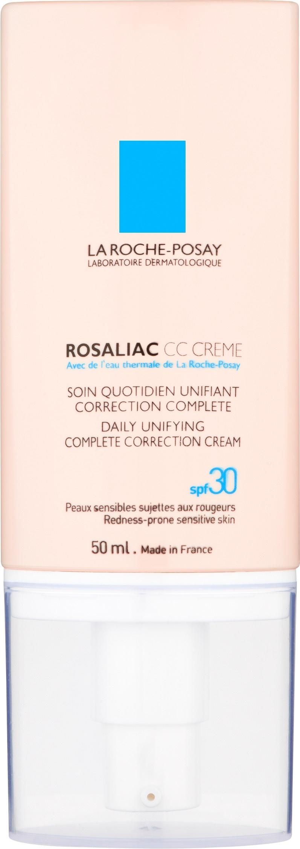 La Roche-Posay Rosaliac CC Daily Unifying Complete Correction Cream SPF 30, 50ml