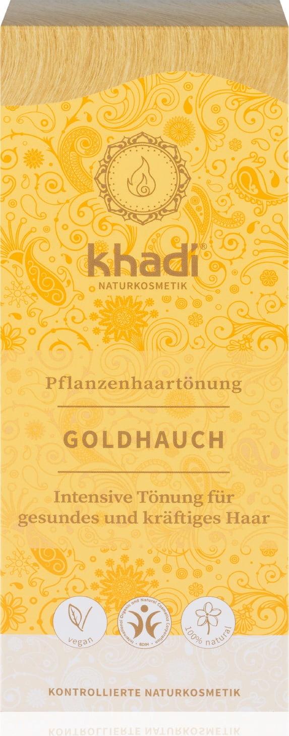 Khadi Herbal Hair Colour Blonde - Golden Hint 100g