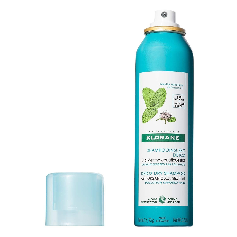 Klorane Aquatic Mint Detox Dry shampoo 150ml