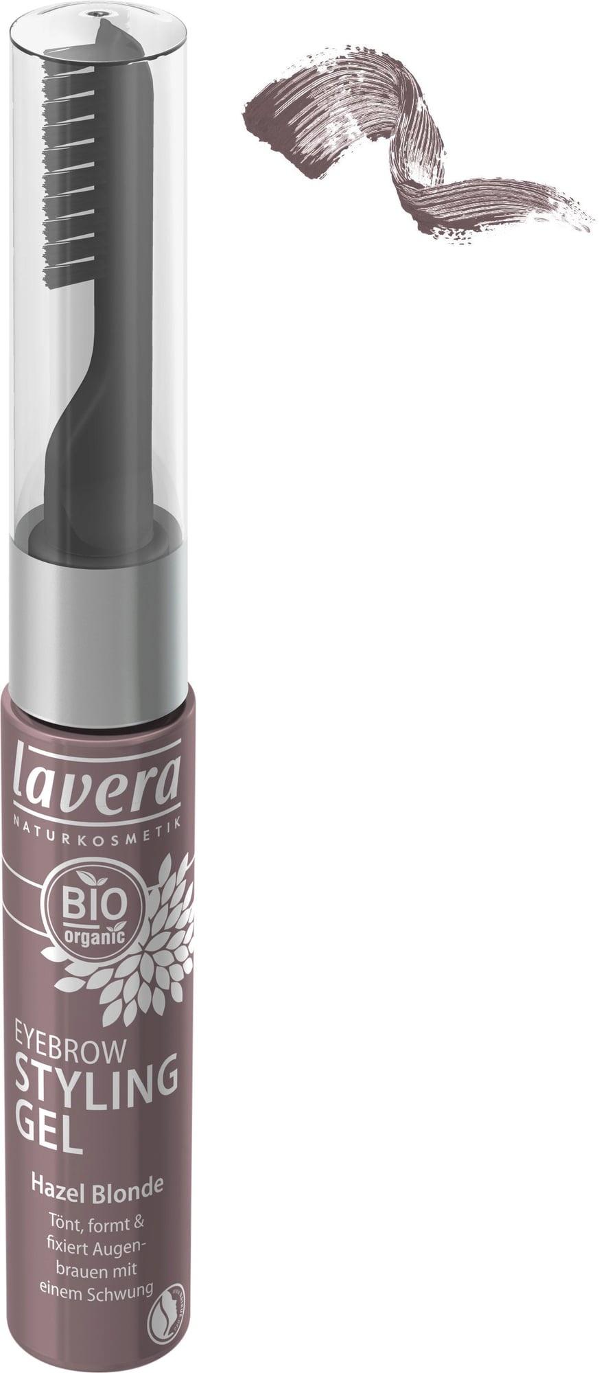 Lavera Trend Eyebrow Styling Gel 9ml - Hazel Blonde