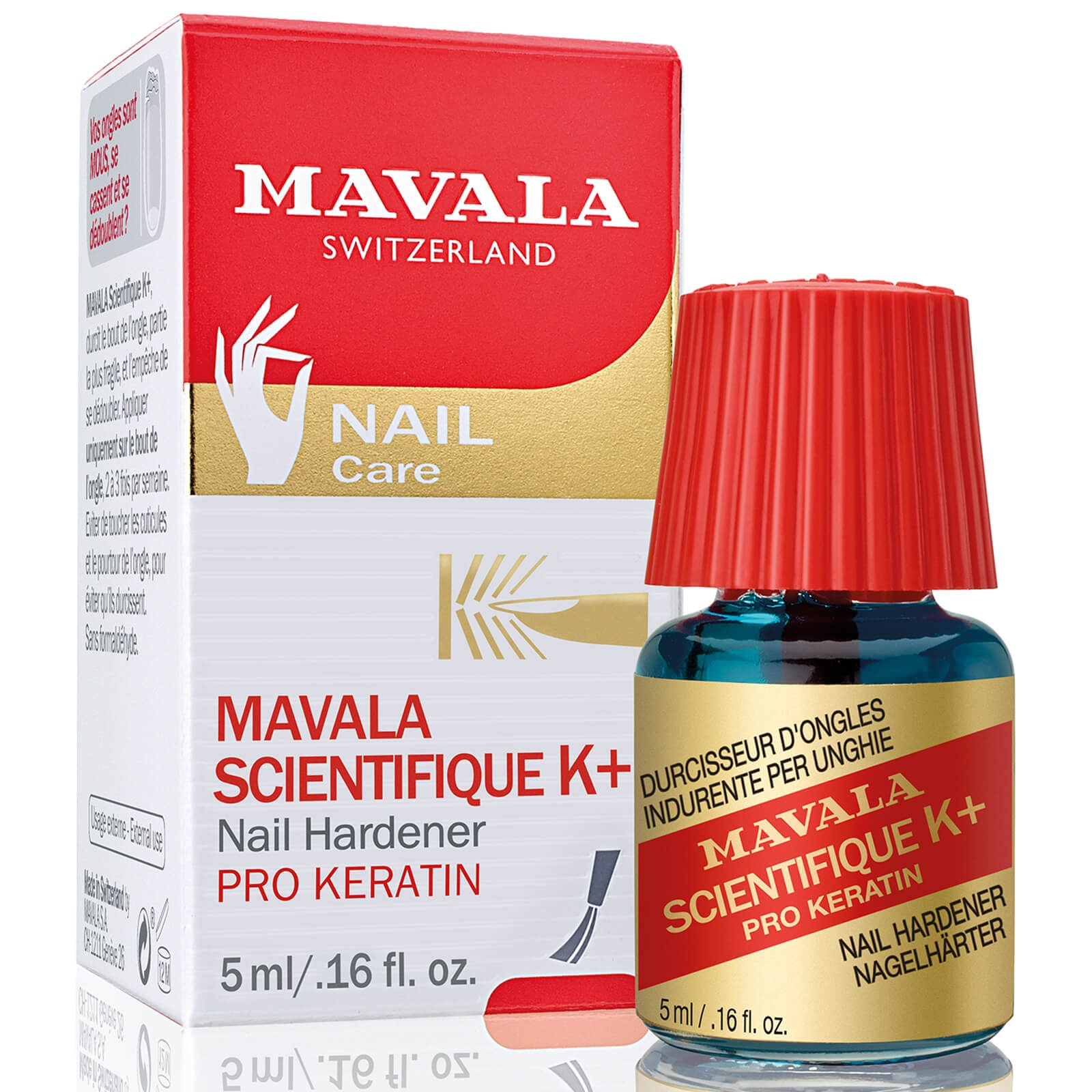 Mavala Scientifique K+ Nail Hardener 5ml