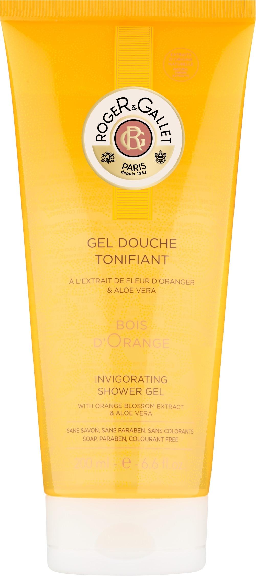 Roger & Gallet Bois D'Orange Shower Gel 200ml