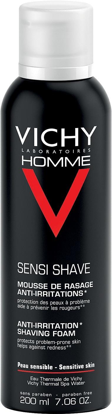 Vichy Homme Anti-Irritation Shaving Foam 200ml