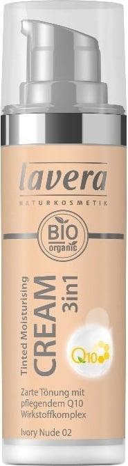 Lavera Trend Tinted Moisturising Cream 3 in 1 Q10 - Ivory Nude - 30ml