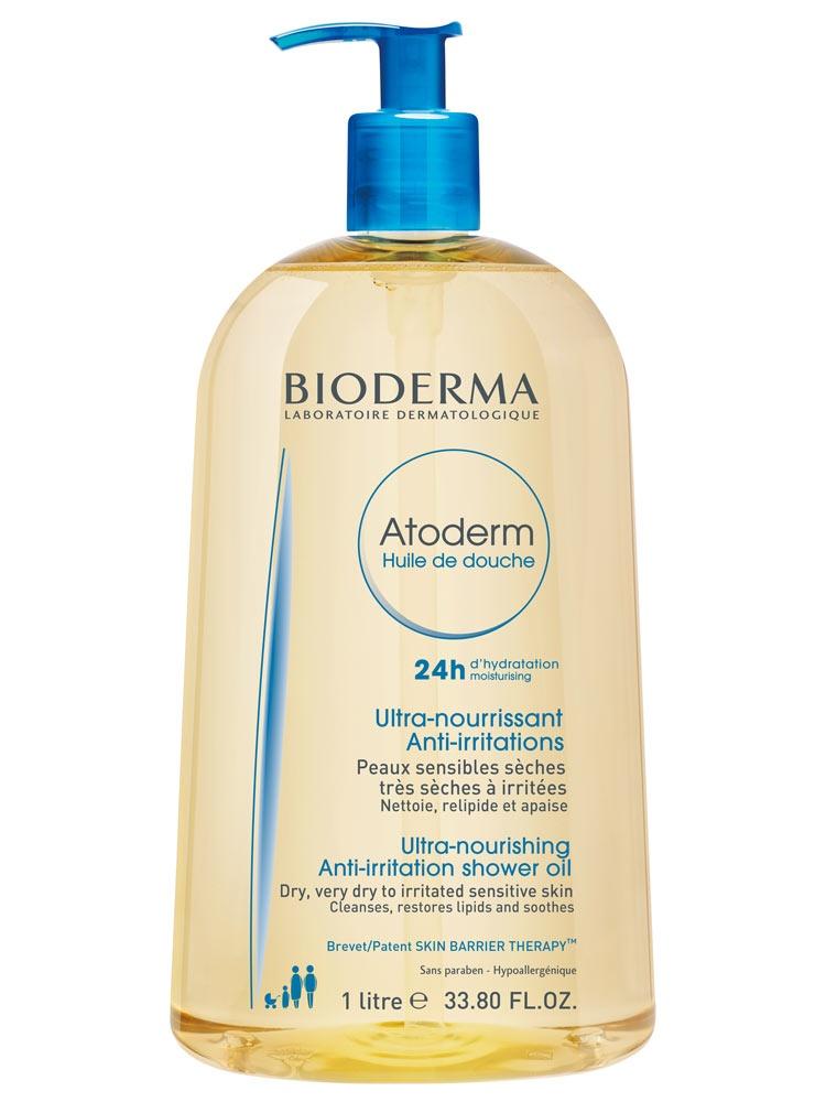 Bioderma Atoderm Shower Oil 1L
