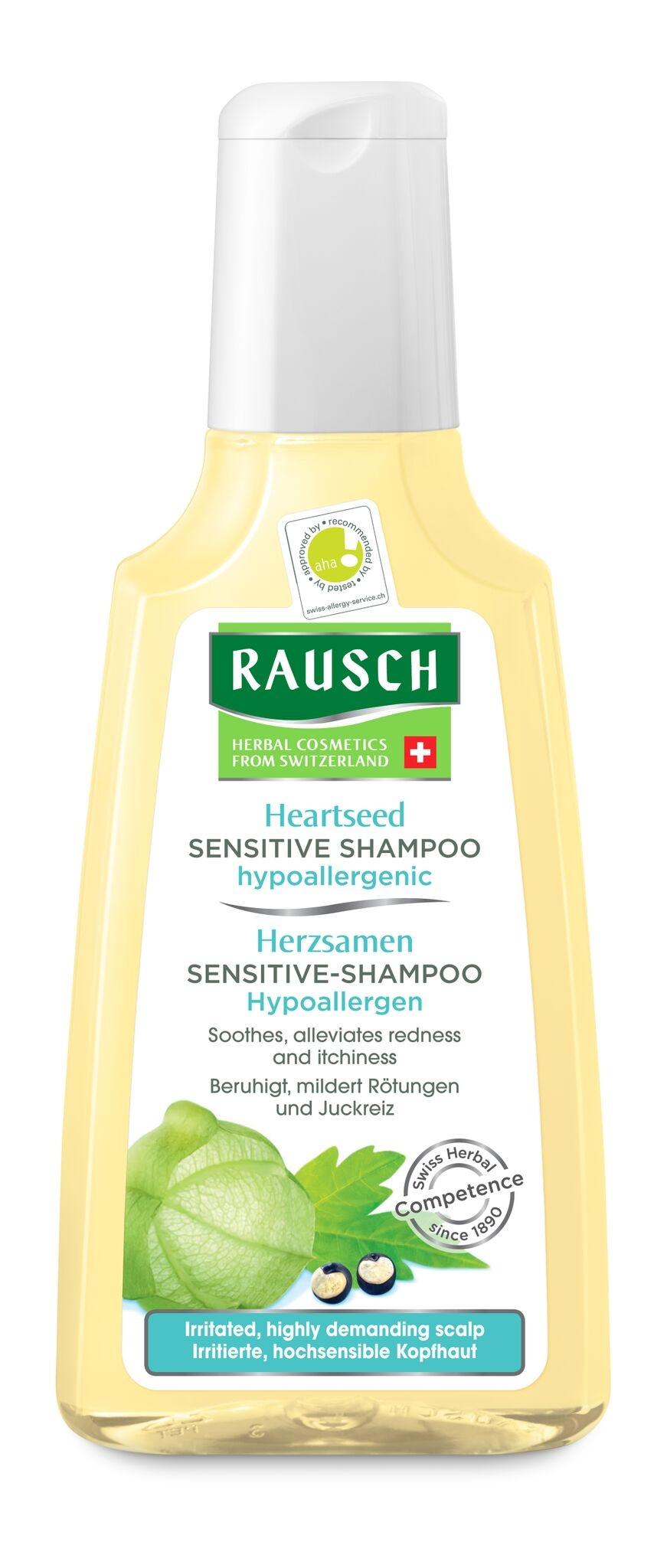 Rausch Heartseed Sensitives Shampoo For Irritated Scalp 200mL