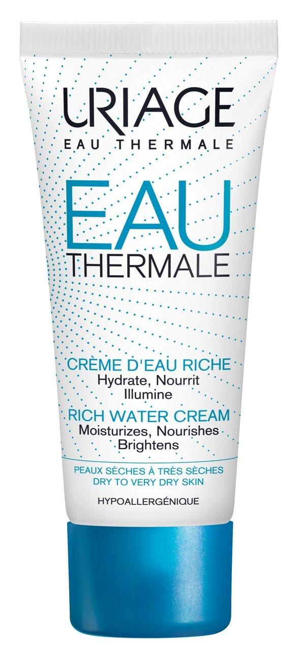URIAGE EAU THERMAL RICH WATER CREAM 40ml
