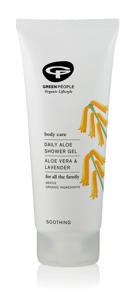 Green People Daily Aloe Shower Gel 200ml