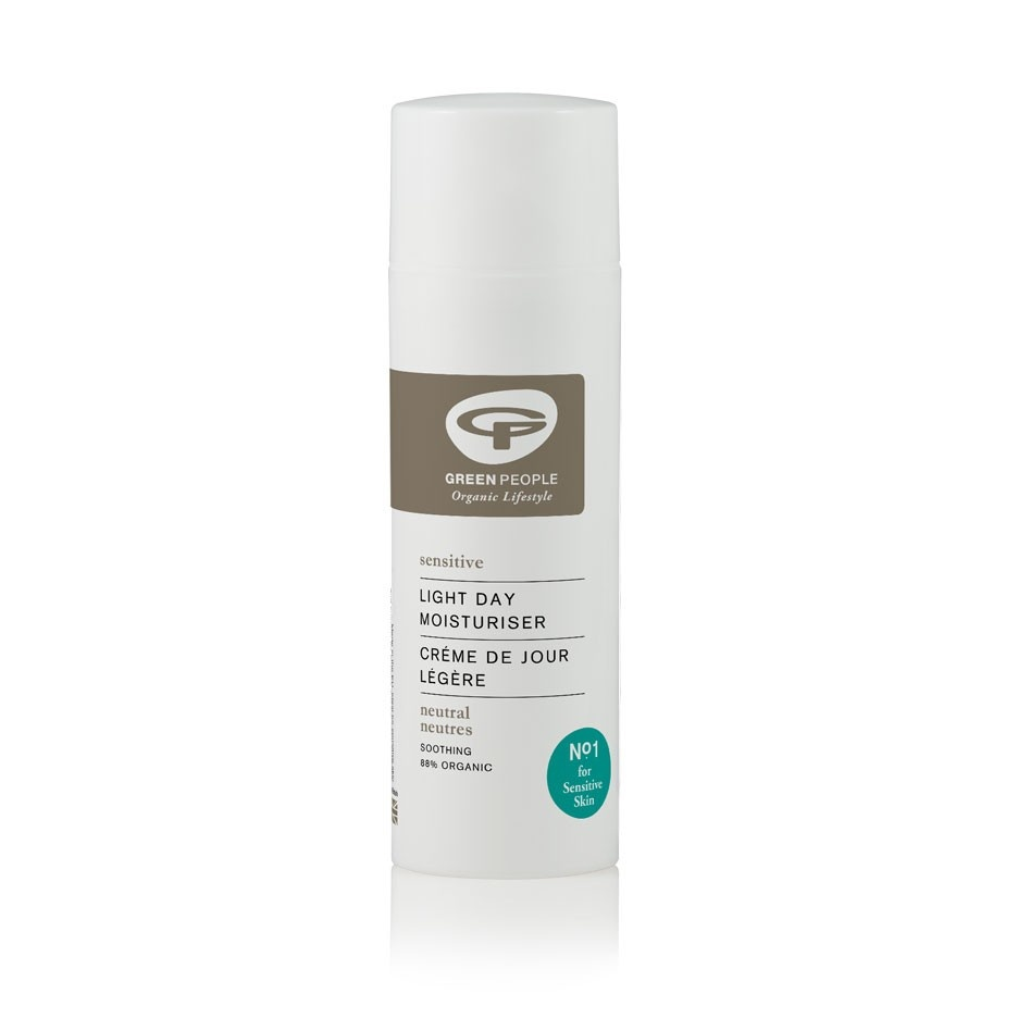 Green People Neutral Scent Free Light Day Moisturiser 50ml