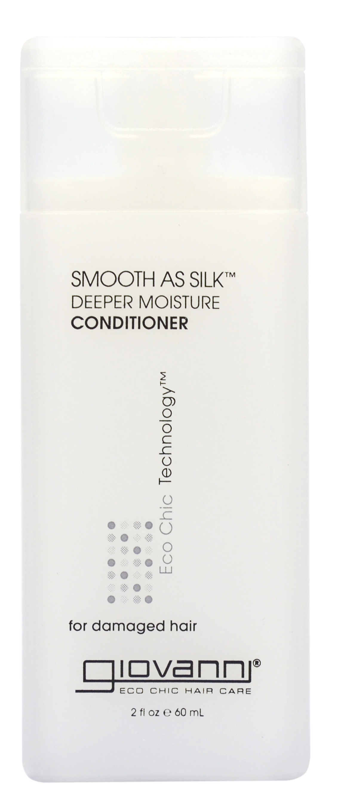 Giovanni Smooth As Silk Conditioner 60ml