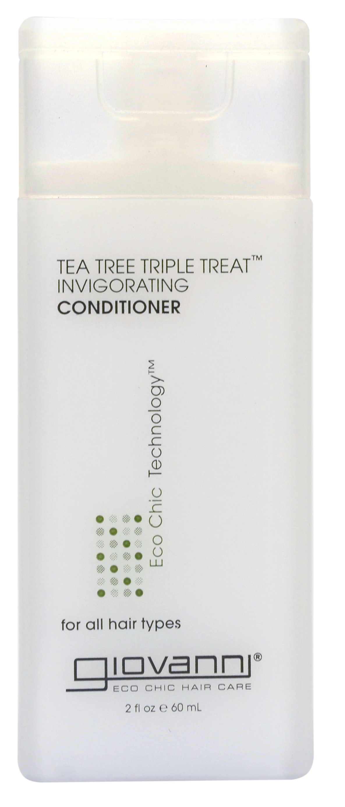 Giovanni Tea Tree Triple Treat Conditioner  60ml