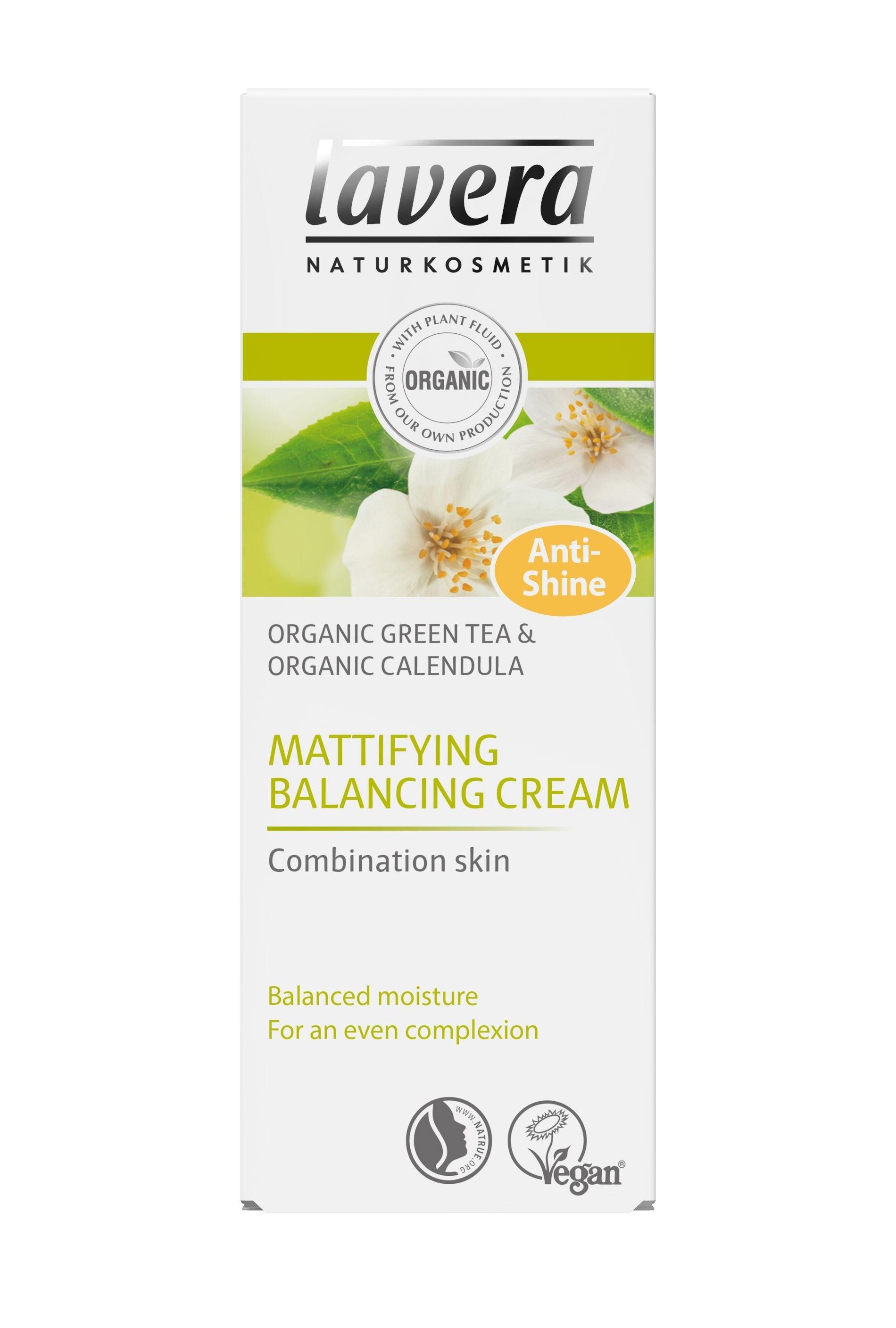 Lavera Mattifying Balancing Cream 50ml