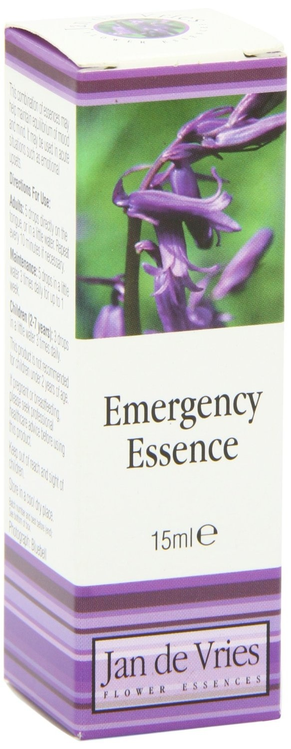 Jan de Vries Emergency Essence 15ml