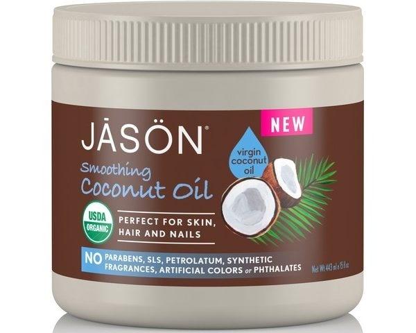 Jason Smoothing Coconut Oil Skin/Hair/Nail 443ml
