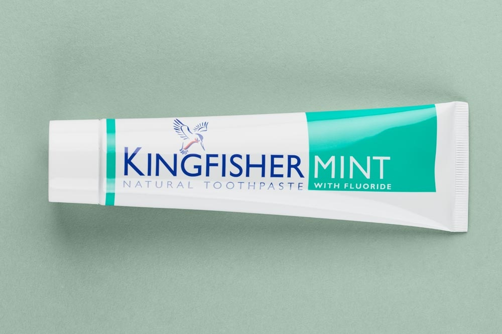Kingfisher Mint Toothpaste 100ml