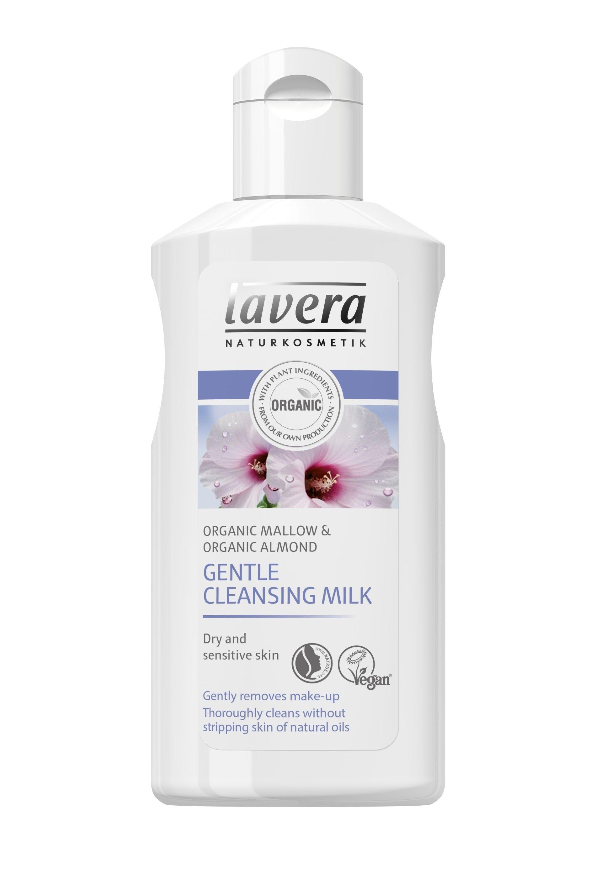 Lavera Faces Gentle Cleansing Milk 125ml