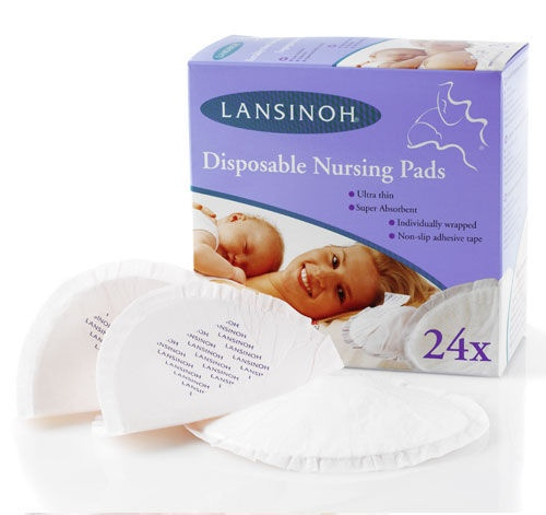 Lansinoh Disposable Nursing Pads 24 pack