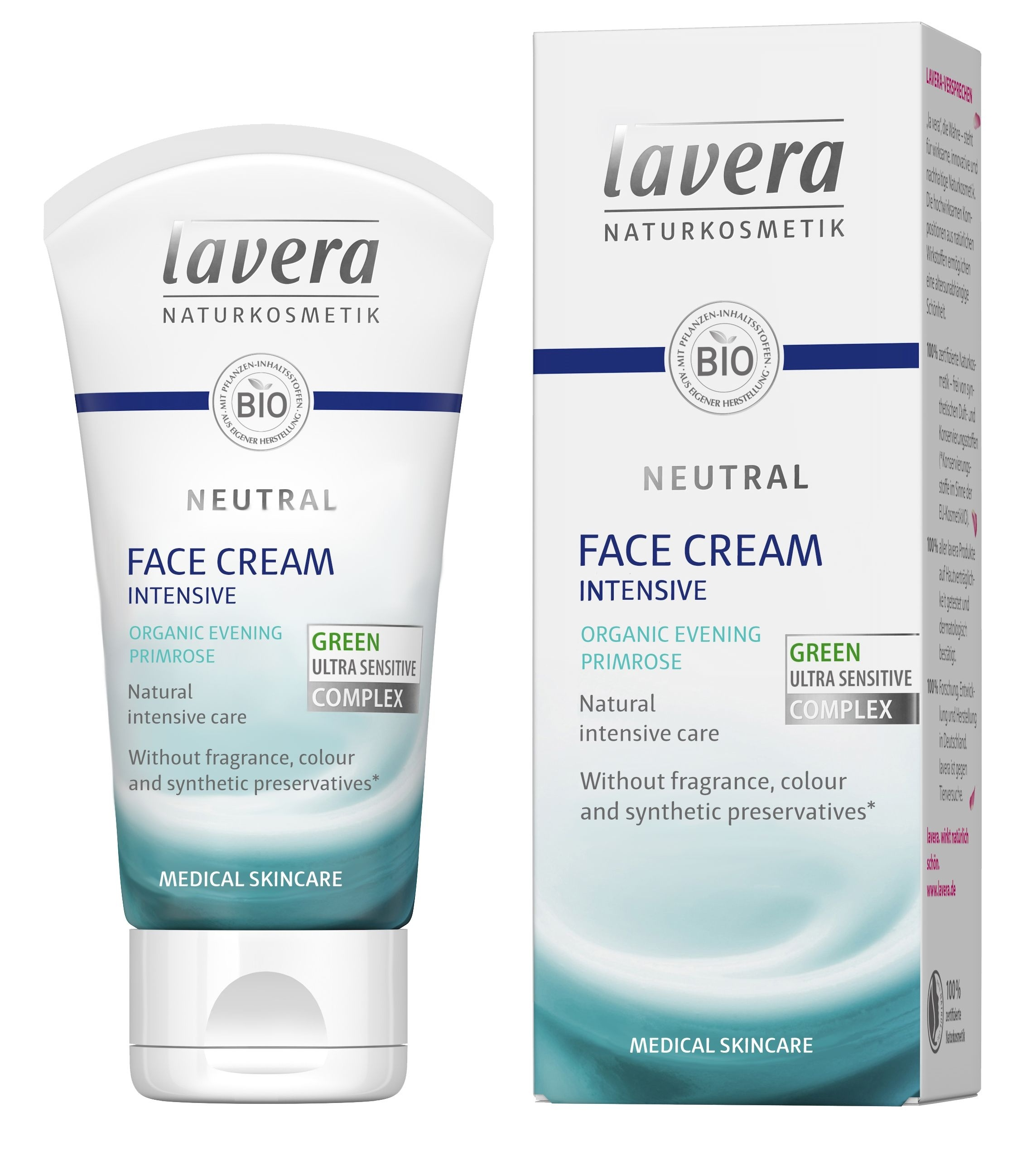 Lavera Neutral Face Cream 50ml