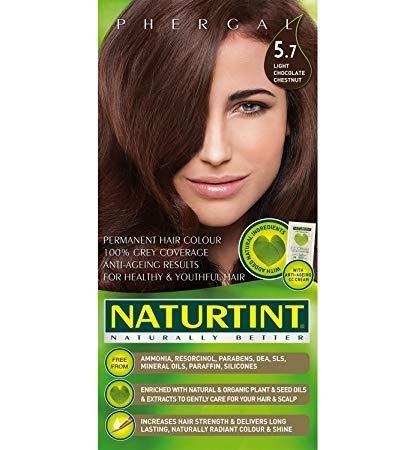 Naturtint Light Chocolate Chestnut 5.7 Permanent