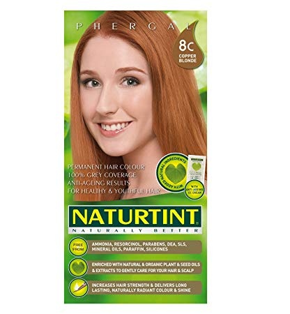 Naturtint Copper Blonde 8C Permanent
