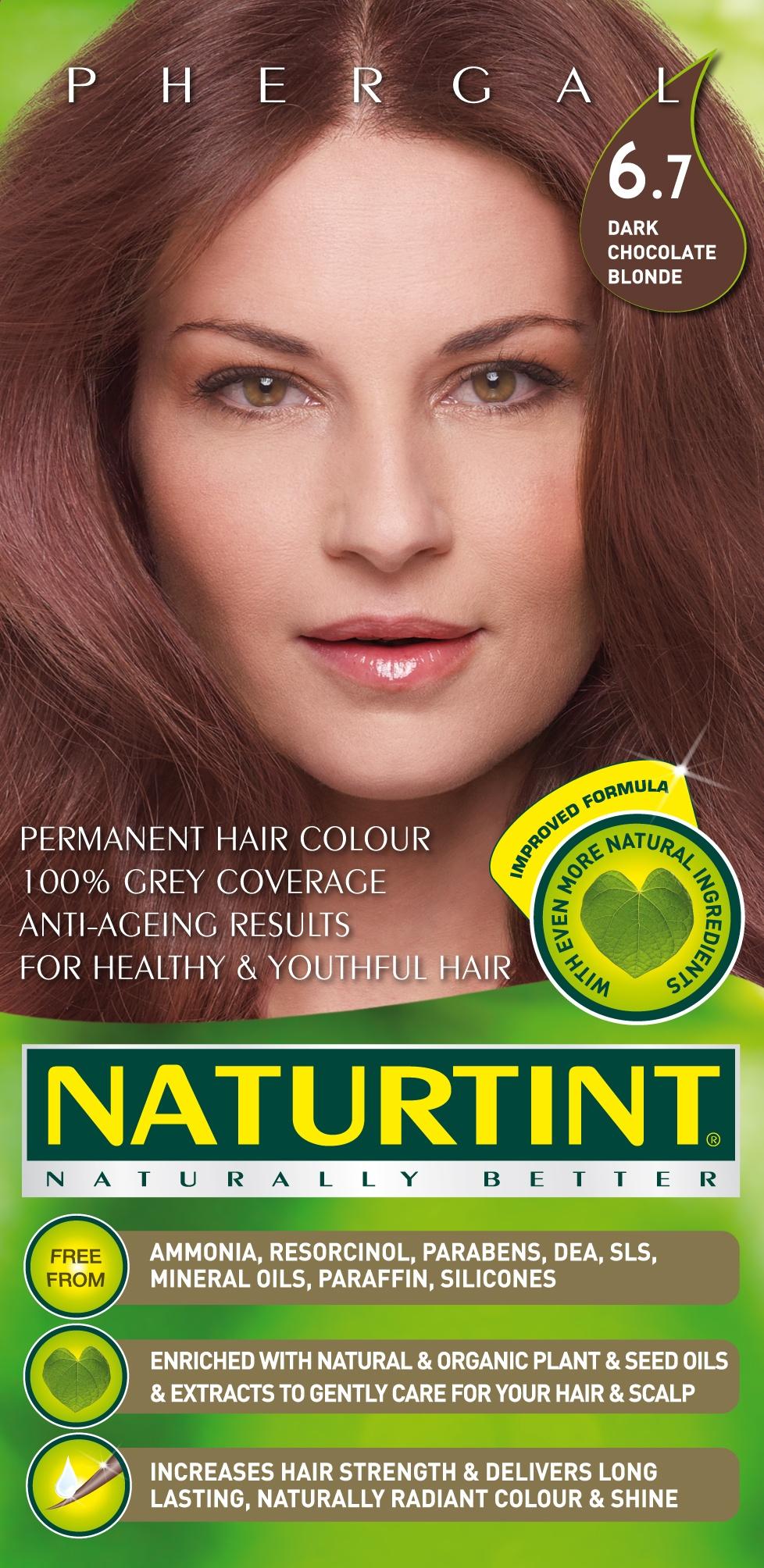 Naturtint Dark Chocolate Blonde 6.7 Permanent